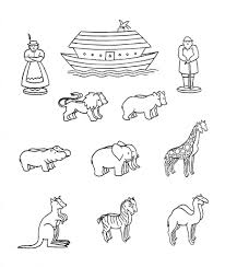 silver dolphin noahs ark storybook gift coloring pages kjv
