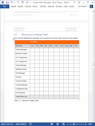 project plan template download ms word u0026 excel forms spreadsheets