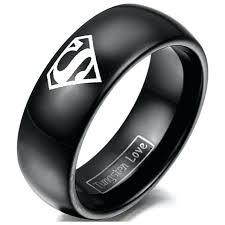 black mens wedding ring wedding rings black blushingblonde