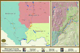 Washington County Tax Map by Okanogan County