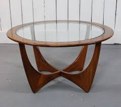 Vintage Glass Top Coffee Table Teak Glass Top Coffee Table Best Gallery Of Tables Furniture