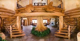 log homes interiors log homes interior designs stunning cypress tree interior