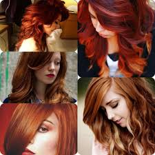 auburn hair with blonde highlights inspiration hair and beauty