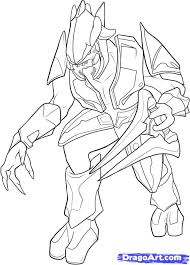 halo drawings bing images coloring pages adults