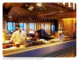 Great Plaza Buffet by Brazilian Bbq Buffet Panorama Crowne Plaza Hotel Silom Bangkok