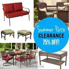 Home Depot Patio Clearance Summer Patio Clearance At Home Depot Up To 75 Off Mylitter