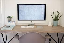 Laptop Mini Desk The Mini Desk Tour The Edit