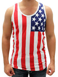 Flag Clothing American Flag Tank Tops Usa Tank Tops