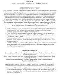 senior treasury analyst resume senior business analyst resume