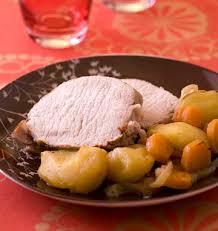 cuisine cocotte minute rôti de porc au cidre en cocotte minute les meilleures recettes