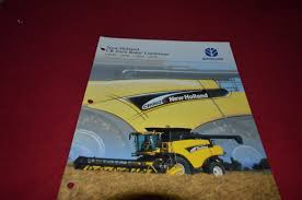 new holland cr920 cr940 cr960 cr970 combine dealer u0027s brochure dcpa