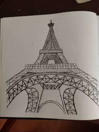 best 20 eiffel tower drawing ideas on pinterest u2014no signup