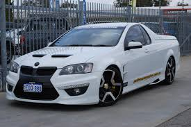 holden maloo 2008 hsv ve maloo r8 ls3 supercharged u2014 western australia