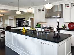 kitchen design 23 black kitchen countertops with 3 elegant