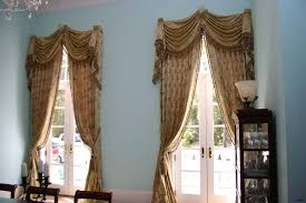 Country Style Window Curtains Blinds Custom Window Sheers Treatments Charming And Spacious