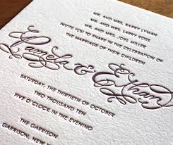wedding invitation paper can you print thick paper wedding invitation stationery in