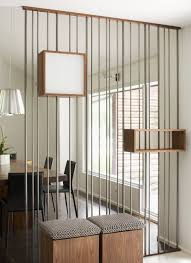 Bedroom Wall Divider Gorgeous Image Of Small Dining Room Decoration Using Sliding White