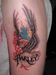 american eagle tattoo on biceps tattoos book 65 000 tattoos