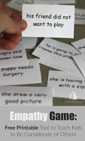 how to write a good introduction for a paper best 25 kindness activities ideas on pinterest act for kids empathy game a tool to teach kids to be considerate free printable