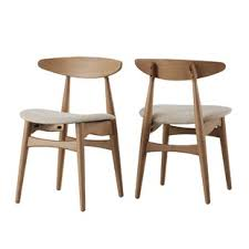 Dining Chair Wood Modern Wood Dining Chairs Allmodern
