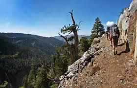 Bear Creek Trail Map Sequoia National Forest Hiking Trails Visitvisalia Org