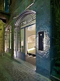 gombithotel contemporary design in medieval city in bergamo italy