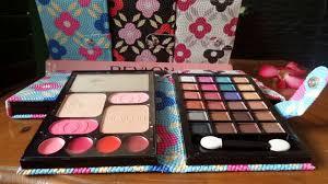 Eyeshadow Dompet revlon make up kit revlon dompet