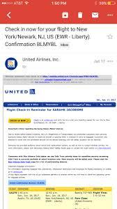 Checked Bag Fee United I Flew United U0027s U0027basic Economy U0027 And Discovered A Huge Problem With