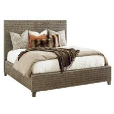 king size wicker u0026 rattan beds you u0027ll love wayfair