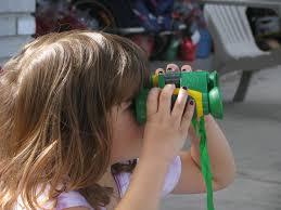 Backyard Safari Binoculars by Backyard Safari Outfitters Holiday Gift Guide