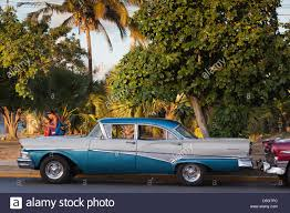 ford cars cuba matanzas province varadero 1950s era us made ford cars
