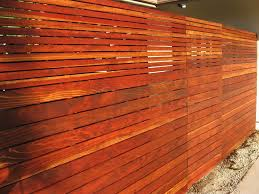 love the two thicknesses of the horizontal slats custom made
