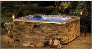 Hot Tub Deck Ideas Custom Hot Tub Installation IdeasCustom Spa - Custom backyard designs