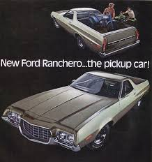 ranchero car from torino to ranchero gt ford u0027s shift of performance