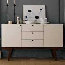 Modern Dining Room Ideas Modern Buffet White West Elm