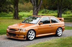 1995 ford escort cosworth rs u2014 northwest european