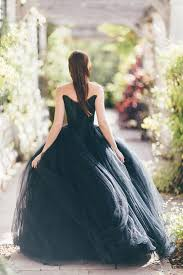 10 breathtaking black wedding dresses sacramento golf weddings
