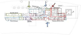 level floor proposed hospital floor plan power county hospital district