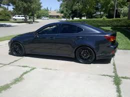 lexus is 250 for sale in houston new black wheels 20 u0027s blacked out grill and exhaust tips