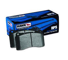 nissan versa brake pads amazon com hawk performance hb268f 665 hps performance ferro