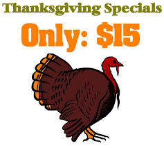 thanksgiving specials valentino s restaurant