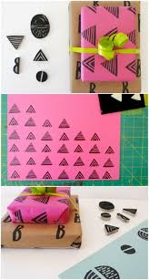 make your own wrapping paper 40 amazing christmas gift wrapping ideas you can make yourself diy