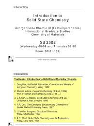 solid state chemistry pdf crystal structure crystal