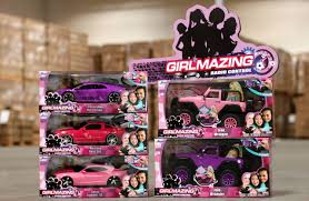 pink toy jeep holiday wish guide girlmazing radio controlled vehicles from jada