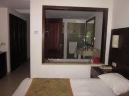 separation chambre la chambre sans séparation avec la sdb photo de now larimar