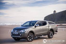 mitsubishi barbarian mitsubishi pick up quality with latest l200 rms motoring