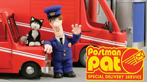Postman Pat Duvet Postman Pat In Dundalk U2013 Grintage Ireland