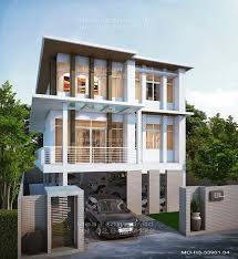 3 storey house plans amazing 3 modern house plans home plans design