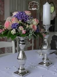 composition florale avec des roses art floral décoration