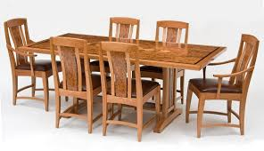 Woodworking Plans Dining Table Free by Fine Wood Artists